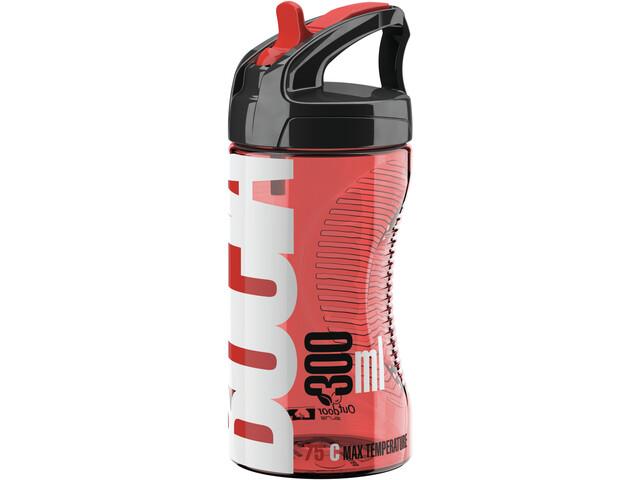 Elite Bocia Bidon 350ml, red